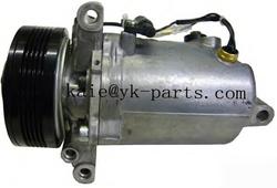 auto air ac compressor SEIKO SEIKI for BMW 12V