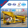 Gravity Selecting Alluvial Gold Mining Equipment for Ore Separating