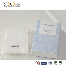 fashion complementary environmental protection paper handkerchief