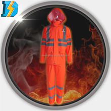Fire Retardant PU Fire Retardant Tapes chemical protective suit