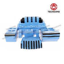 Scraper/Shield Driving Cutter
