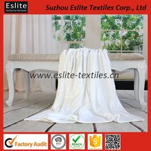 Polyester Cozy Micro Plush Double Layer Blanket