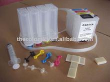 (CISS-H82-510) CISS for hp 82 565 HP565/C4911/C4912/C4913 Designjet 510 BK C M Y