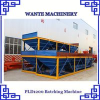 WANTE MACHINERY QT10-15 concrete and cement brick machine for myanmar