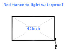 42 inch point control infrared screen Multi-touch screen