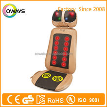 Alibaba China supplier top grade 3d massage cushion and pillow product
