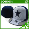 Good selling Dallas Cowboys Fitted White snapback hats wholesale logo design sell well promotion sports hat