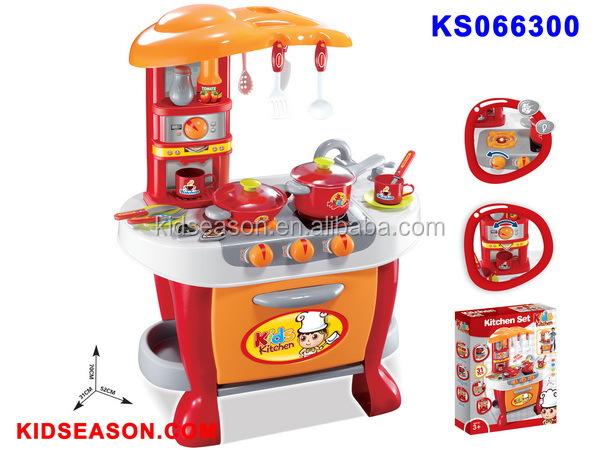 KIDSEASON Quality Child Kitchen Toys For Kids