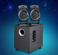 2015 professional USB speaker home theater for all audio devices and wireless bluetooth