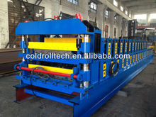 Roofing tile and Roof panel double layer roll forming machine