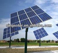 Chinese 260W los+precios+de+los+paneles+solares+flexibles