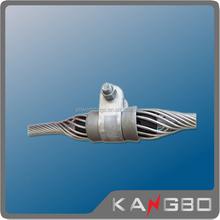 Aluminnium suspension clamp fiber optic