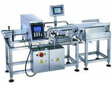 COMBINATION METAL DETECTOR AND CHECKWEIGHERS