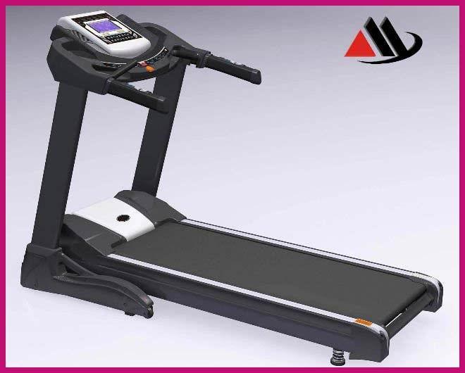 Brand New 3HP Motorized Treadmill