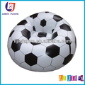 Sofá de fútbol inflable, sofá cama inflable, silla del sofá inflable, sofá del aire inflables, los niños sofá inflable