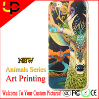Vintage Animals printing phone case lighter for samsung galaxy note 2