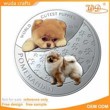 Wenzhou Pingyang oem ram barbar islamic masonic old coin die custom silver coin
