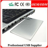 Free Sample , Visiting Card/Bussiness Card USB Pen Drive 1GB-64GB