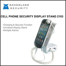Hot sale made in China classic mobile phone security stand