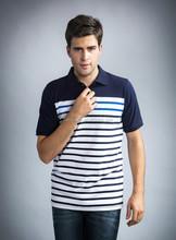 2015 180g cool fashion polo T- shirts 100% cotton