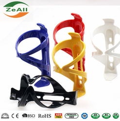 PC material colorful water bottle cage