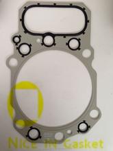 metal Cylinder head gasket for Mitsubishi S6R2 engine gasket kit