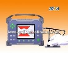 Portable non destructive testing equipment/copper bus bar crack detector