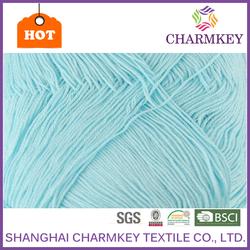 [ Charmkey ] Hot sell 2016 new products 100% anti-bacteria bamboo yarn for knitting