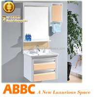 pvc bathroom furniture india price europe quality A-190