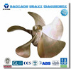 5 Blades Marine bronze propeller / 5 Blades Fixed pitch propeller