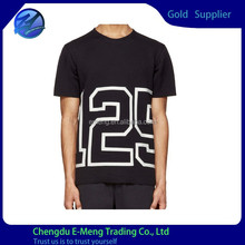 Famous Fashion Latest Designs for Men Shirt with Number Print