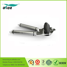 Manual Can Opener and Tin Opener Stainless Steel Smooth Edge No Sharp Cuts Best Can Opener for Arthritis and Seniors Can15040246