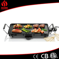 Electric Manufacturer Supply Flat Plate Electric Grill / Griddle