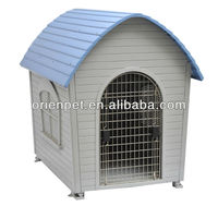 plastic dog house cage