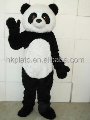 Advertising panda costume mascots for adult & Advertising Panda Costume Mascots For Adult - Buy Panda Costume ...
