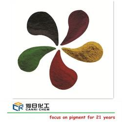 Iron Oxide Red 190/yellow/Brown/Black/Green/Blue/orange pigments powder for cement/ceramic/brick/concrete coloring