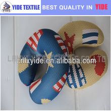 The national flag zhejiang sell best well funny 3d sleeping tube cheap fashion Neck Pillow