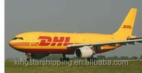 By DHL express to Mexico