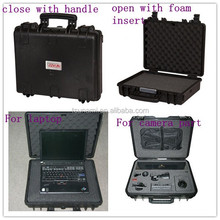 Tsunami Waterproof Protective Case For Laptop Plastic Hard Laptop Case