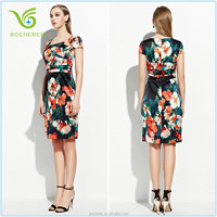 2015 New woamn lady girl latest dress designs pictures