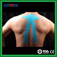 Kinesiology tex sport physio therapy tape