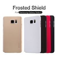 High Quality Matte Case For Samsung Galaxy Note 5 NILLKIN Super Frosted Shield Back Cover