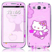 High Quality Decal Skin Sticker for SAM S3 i9300 from factory