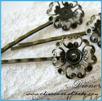 2013 TOP Sell high quality hairpin & flexible bobby pin