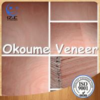 Okoume Veneer Timber