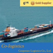Excellent sea freight agent from China to Germany--Mina