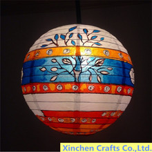 new fashion Chinese collapsible paper lantern