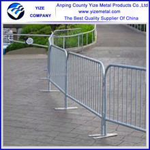 Direct Factory decorative indoor plastic fence/cheap temporary fence/removable fence (Gold Supplier)