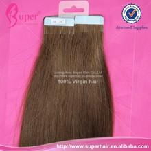7a 40 indian,tape human hair russian,raw cuticle hair quality tape