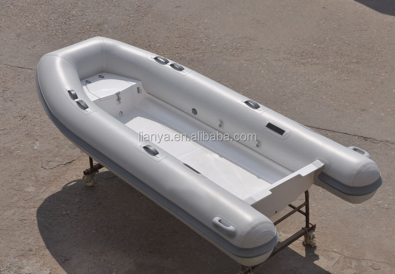 Liya 2 4 Inflatable Fishing Boat With Outboard Motor
